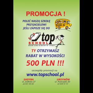 KUPON 500+